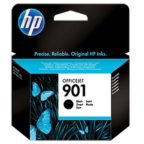 Картридж струйный HP (CC653AE) OfficeJet J4580/J4660/J4680/J4500 №901, черный, оригинальный, 200 стр