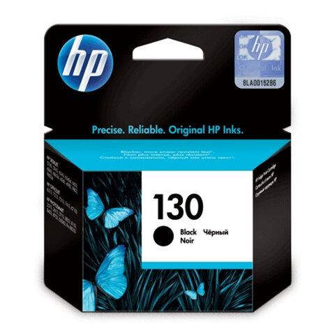 Картридж струйный HP (C8767HE) Deskjet 6843/Officejet 7413 и др., №130, черный, оригинальный