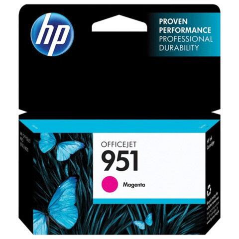 Картридж струйный HP (CN051AE) OfficeJet 8100/8600/8610, №951, пурпурный, оригинальный