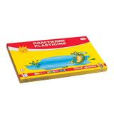 """Пластилин классический ГАММА """"Юный художник"""", 18 цветов, 252 г, со стеком, картонная упаковка, 280047"""