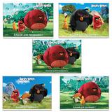 Альбом для рисования &quot;ANGRY BIRDS&quot; - (MOVIE), 32 л., обложка мелованный картон, 100 г/м<sup>2</sup>, HATBER, 32А4В, A212622