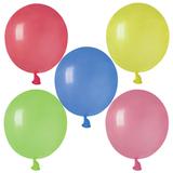 """Шары воздушные 2"""" (5 см) """"Water bombs"""" (водяные бомбочки), комплект 100 шт., 12 пастельных цветов, в пакете, 1101-0014"""