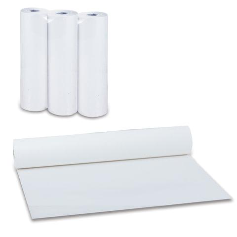 Рулоны для принтера, белизна 96%, 420х64х18, комплект 3 шт., STARLESS, 32728