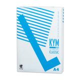"""Бумага офисная А4, класс """"C"""", KYM LUX CLASSIC, 80 г/м<sup>2</sup>, 500 л., Финляндия, белизна 150% (CIE)"""
