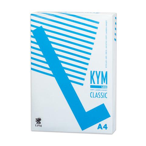 Бумага офисная А4, класс &quot;C+&quot;, KYM LUX CLASSIC, 80 г/м<sup>2</sup>, 500 л., Финляндия, белизна 150% (CIE)