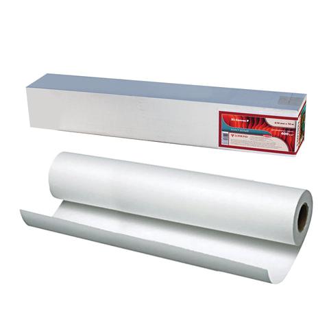 Рулон для плоттера (холст), 610 мм х 10 м х втулка 50,8 мм, 320 г/м<sup>2</sup>, фактура льняная, пигметные чернила, LOMOND, 1207031