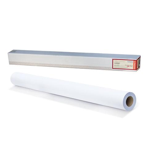 Рулон для плоттера (холст), 1067 мм х 10 м х втулка 50,8 мм, 320 г/м<sup>2</sup>, фактура льняная, пигметные чернила, LOMOND, 1207033