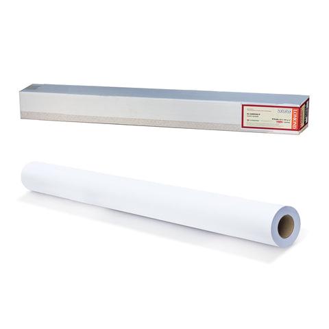 Рулон для плоттера (холст), 914 мм х 10 м х втулка 50,8 мм, 320 г/м<sup>2</sup>, фактура льняная, пигметные чернила, LOMOND, 1207032