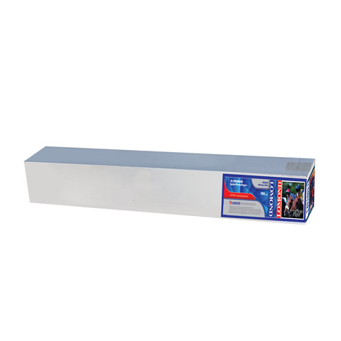 Рулон для плоттера (фотобумага), 610 мм х 30 м х втулка 50,8 мм, 190 г/м<sup>2</sup>, атласно-глянцевое покрытие, LOMOND, 1201051