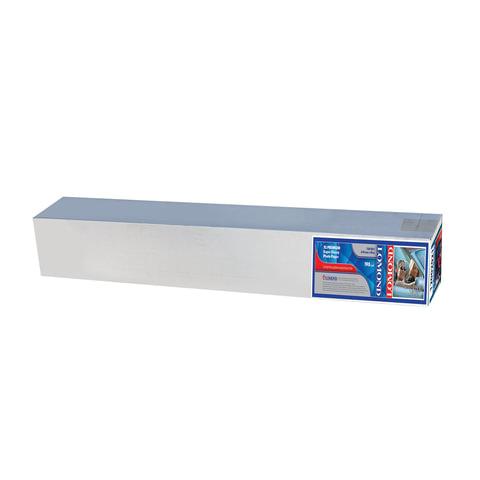 Рулон для плоттера (фотобумага), 610 мм х 30 м х втулка 50,8 мм, 190 г/м<sup>2</sup>, суперглянцевое покрытие, LOMOND, 1201031