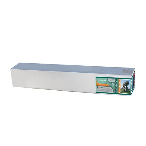 Рулон для плоттера, 610 мм х 45 м х втулка 50,8 мм, 90 г/м<sup>2</sup>, матовое покрытие (бумага), LOMOND, 1202011