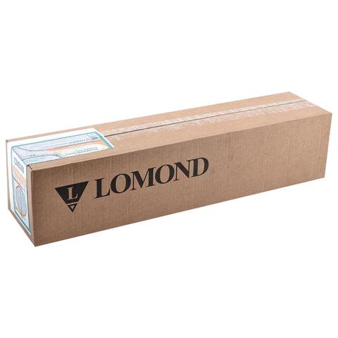 Рулон для плоттера, 610 мм х 45 м х втулка 50,8 мм, 90 г/м<sup>2</sup>, матовое покрытие для САПР и ГИС, LOMOND, 1202111