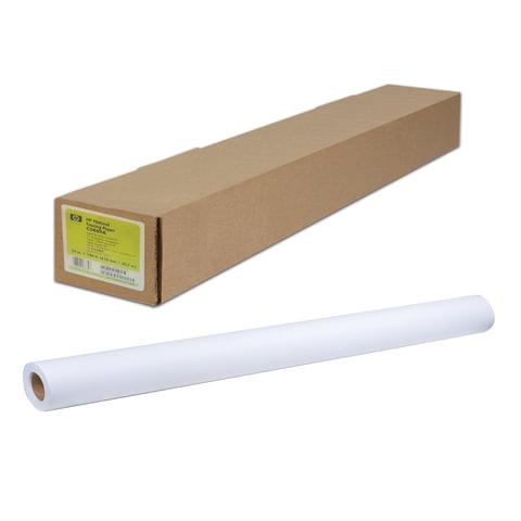 Рулон для плоттера, 1067 мм х 30 м х втулка 50,8 мм, 131 г/м<sup>2</sup>, белизна CIE 130%, Heavyweight Coated HP Q1414B