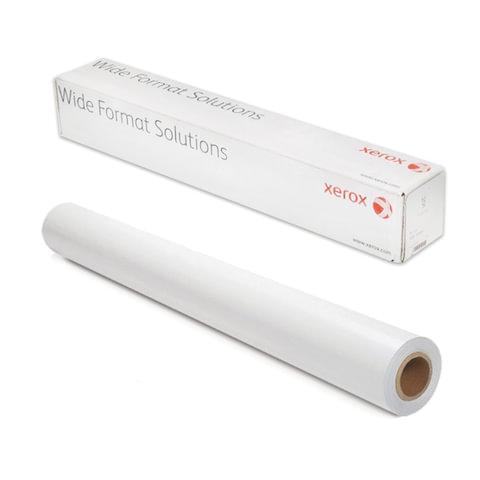 Рулон для плоттера, 1067 мм х 30 м х втулка 50,8 мм, 120 г/м<sup>2</sup>, белизна CIE 164%, Inkjet Matt Coated XEROX, 450L91414