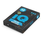 Бумага цветная IQ color, А4, 80 г/м<sup>2</sup>, 500 л., интенсив, черная, В100