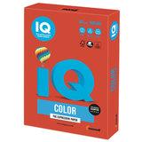 Бумага IQ color БОЛЬШОЙ ФОРМАТ (297х420 мм), А3, 80 г/м<sup>2</sup>, 500 л., интенсив кораллово-красная, CO44