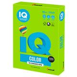 Бумага цветная IQ color, А4, 160 г/м<sup>2</sup>, 250 л., интенсив зеленая, MA42