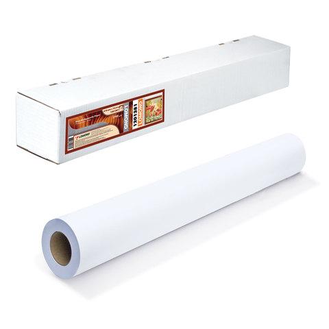 Рулон для плоттера (фотобумага), 610 мм х 12,3 м х втулка 76 мм, 210 г/м<sup>2</sup>, фактура акварели, LOMOND, 1201381