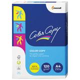 Бумага COLOR COPY, А4, 120 г/м<sup>2</sup>, 250 л., для полноцветной лазерной печати, А++, Австрия, 161% (CIE)