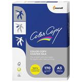 Бумага COLOR COPY SILK, мелованная, матовая, А3, 170 г/м<sup>2</sup>, 250 л., для полноцветной лазерной печати, А++, Австрия, 138% (CIE)