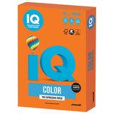Бумага IQ color БОЛЬШОЙ ФОРМАТ (297х420 мм), А3, 80 г/м<sup>2</sup>, 500 л., интенсив, оранжевая, OR43