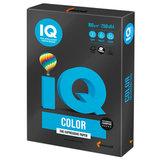 Бумага цветная IQ color, А4, 160 г/м<sup>2</sup>, 250 л., интенсив, черная, В100, B100