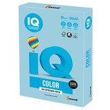 Бумага IQ color БОЛЬШОЙ ФОРМАТ (297х420 мм), А3, 80 г/м<sup>2</sup>, 500 л., пастель, голубой лед, OBL70