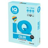 Бумага IQ color БОЛЬШОЙ ФОРМАТ (297х420 мм), А3, 80 г/м<sup>2</sup>, 500 л., пастель, светло-голубая, BL29