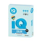 Бумага цветная IQ color, А4, 160 г/м<sup>2</sup>, 250 л., пастель, светло-голубая, BL29