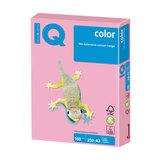 Бумага IQ color БОЛЬШОЙ ФОРМАТ (297х420 мм), А3, 160 г/м<sup>2</sup>, 250 л., пастель, розовая, PI25