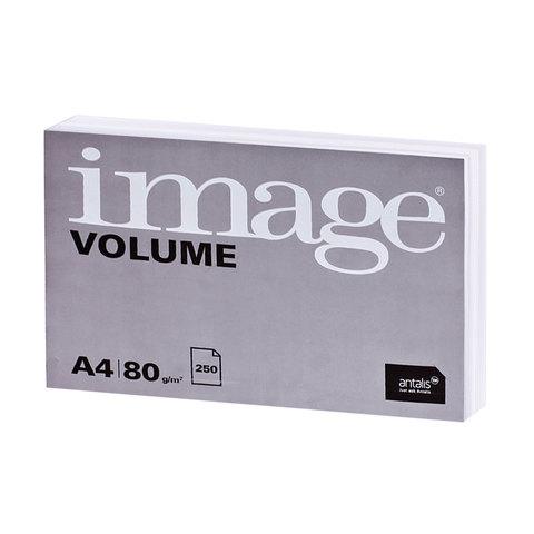 Бумага офисная А4, класс &quot;С+&quot;, IMAGE VOLUME, 80 г/м<sup>2</sup>, 250 л., Финляндия, белизна 146% (CIE), 99851