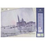 """Папка для пастели и акварели/планшет А3, 20 листов, 2 цвета, 200 г/м<sup>2</sup>, тонированная бумага, """"Венеция"""", ПЛ-6457"""