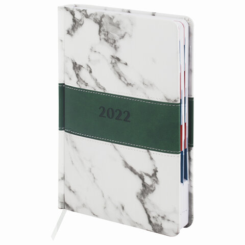 Ежедневник датированный 2022 А5 148х218 мм GALANT