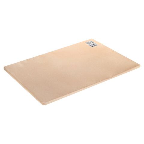 Бумага для акварели А1 (610x860 мм), 1 лист, 200 г/м2, ГОЗНАК СПб, зерно, BRAUBERG ART CLASSIC, 113207