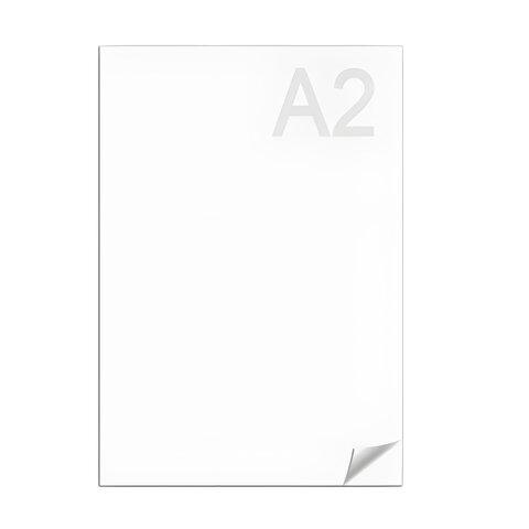 Ватман формата А2 (594х420 мм), 200 г/м<sup>2</sup>, ГОЗНАК С-Пб., с водяным знаком