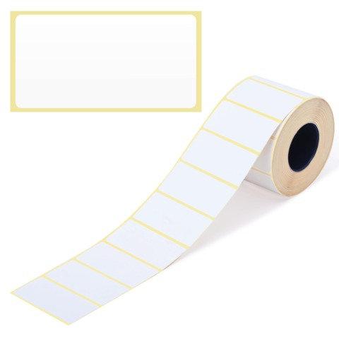 Этикетка ТермоЭко, для термопринтера и весов, 58х30х900 шт. (ролик), светостойкость до 2 месяцев, 122065