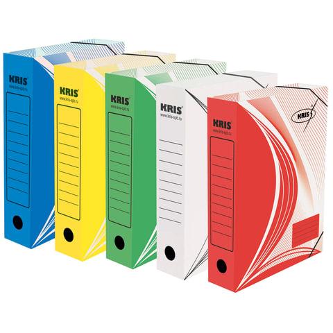 Накопитель документов, Папка с резинкой, цветная (ассорти), 70 мм, до 700л., АС-7