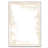 """Бумага дизайнерская """"СВИТОК"""" А4, 90 г/м<sup>2</sup>, 20 листов, DECADRY, TSC6720"""