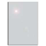 Бумага дизайнерская СЕРЕБРИСТЫЙ МЕТАЛЛИК двусторонняя, А4, 130 г/м<sup>2</sup>, 20 листов, DECADRY, SMA7071