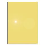 Бумага дизайнерская ЗОЛОТОЙ МЕТАЛЛИК двусторонняя, А4, 130 г/м<sup>2</sup>, 20 листов, DECADRY, SMA7070