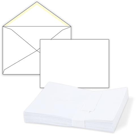 Конверты С5, комплект 1000 шт., клей декстрин, белые, 162х229 мм