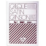 Калька CANSON Microfine, А4, 110 г/м<sup>2</sup>, 100 листов, белая, 0017120