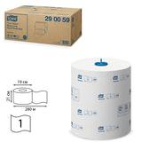Полотенца бумажные рулонные TORK (Система H1) Matic, комплект 6 шт., Universal, 280 м, белые, 290059