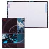 """Блокнот 7БЦ, А5, 80 л., обложка ламинированная, 5-цветный блок, HATBER, """"Современный офис"""", 80ББ5В1 14362, B197189"""