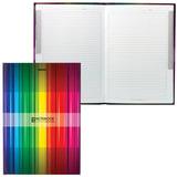 """Блокнот 7БЦ, А5, 96 л., обложка ламинированная, HATBER HD, """"Color Line"""", 96ББ5A1 11879, B140635"""