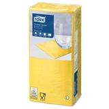 Салфетки TORK Big Pack, 24х23,8, 200 шт., 2-х слойные, желтые, 477823