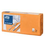 Салфетки TORK Big Pack, 33х32,6, 200 шт., 2-х слойные, оранжевые, 477843