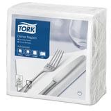 Салфетки TORK Big Pack, 39х39, 150 шт., 2-х слойные, белые, 1/4 сложения, 478746