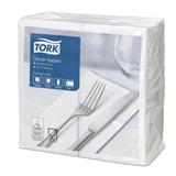 Салфетки TORK Big Pack, 39х39, 150 шт., 2-х слойные, белые, 1/8 сложения, 477554