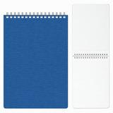 "Блокнот А5, 80 л., гребень, пластиковая обложка, HATBER, ""WOOD-голубой"", 145х205 мм, 80Б5B1гр 02225, B165690"